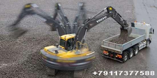 Запасные части экскаватора VOLVO EC220D