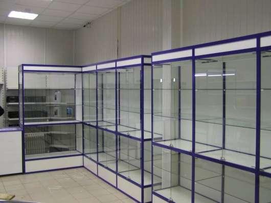 Торгово-выставочное оборудование в Омске Фото 2