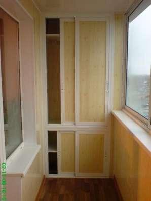 Остекление пвх, алюм, отделка балконов, Окна двери в Балашихе Фото 5