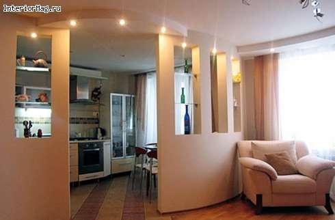 Ремонт квартир от пола до потолка.