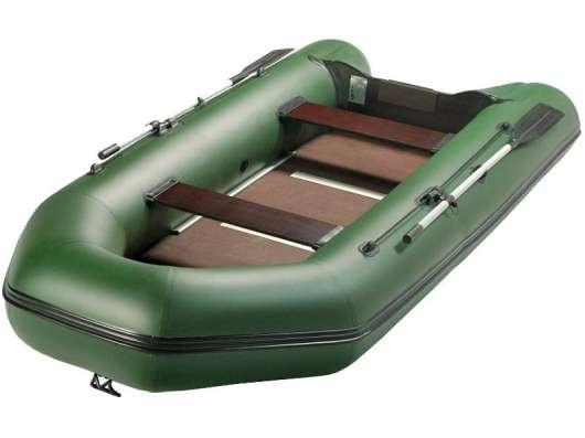 Лодка АКВА-2900С