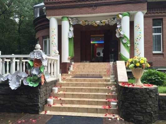 Коттедж на свадьбу в Сокольниках в Москве Фото 1