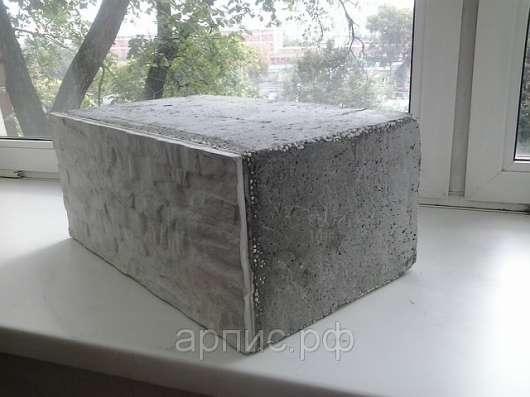 Блок полистеролбетон