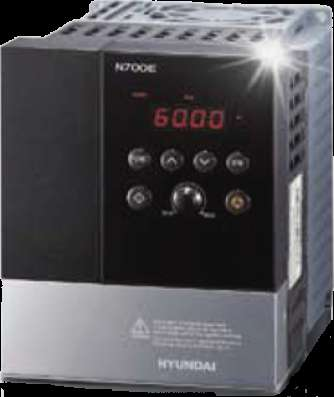Преобразователь Частоты Hyundai N700E-2200HF