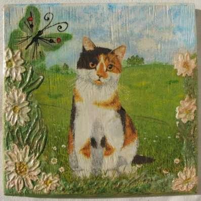 Панно с кошками в Кемерове Фото 5