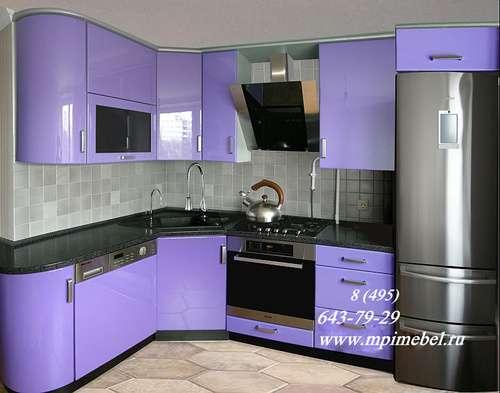 Кухня эмаль в Москве Фото 2