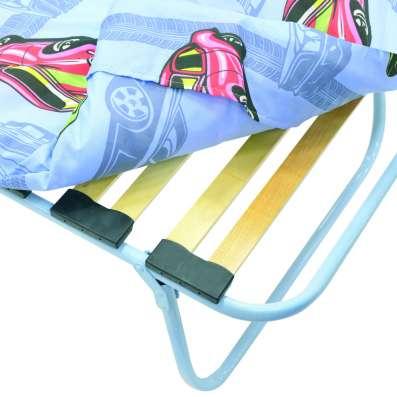 Кровать раскладная (раскладушка) Бутуз М600