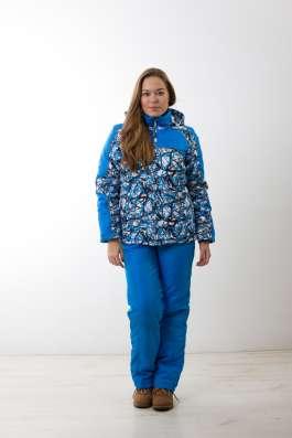 Зимний женский костюм прогулочный в Мурманске Фото 2