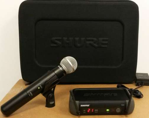 Комплект активная акустика микшер стойки микрофон