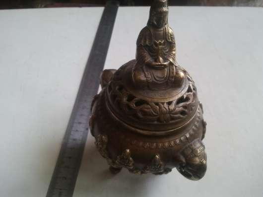 буддист. куррительница