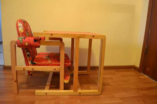 Детский стол и стул в Балашихе Фото 3