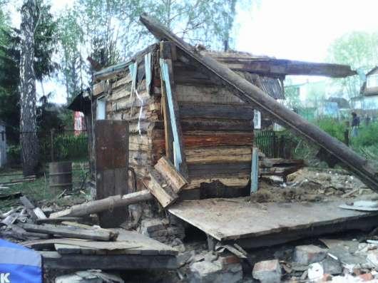 демонтажные работы ,грузчики в Новосибирске Фото 1