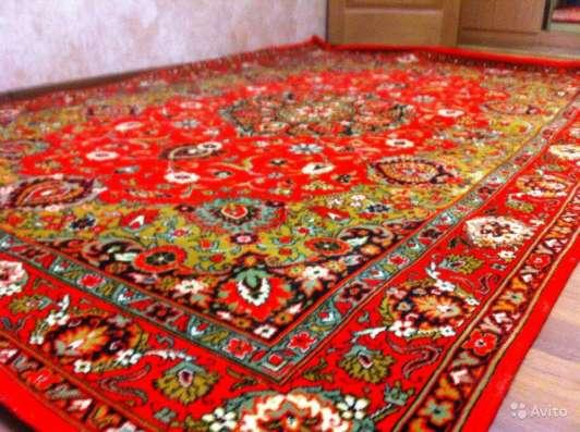 Химчистка ковров, мебели на дому