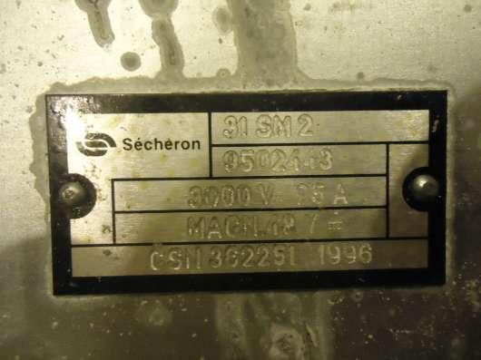 Акция - Контакторы Cешерон (Secheron) для электровозов