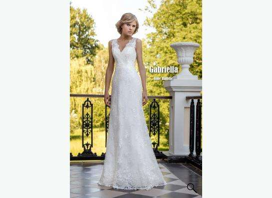 Свадебное платье коллекция 2015
