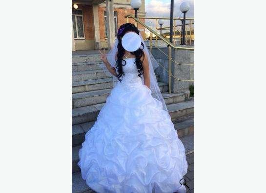 Свадебное платье для Лучшей!