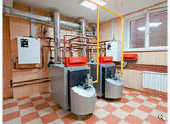 Монтаж котлов, систем отопления, водоподготовки, водоочистки