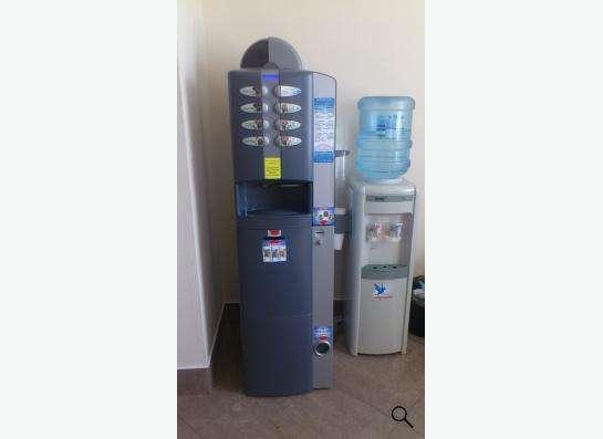 кофейный автомат NECTA COLIBRI' ES 5 с местом