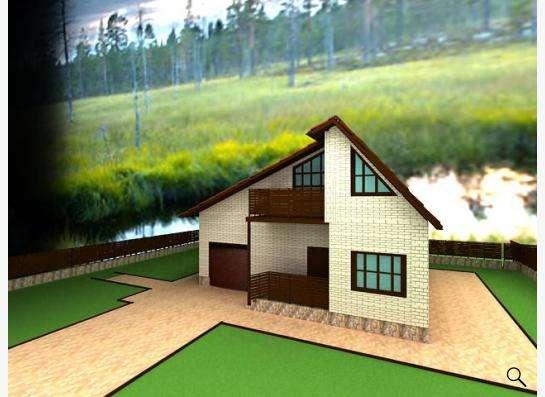 Готовый проект дома 1-11