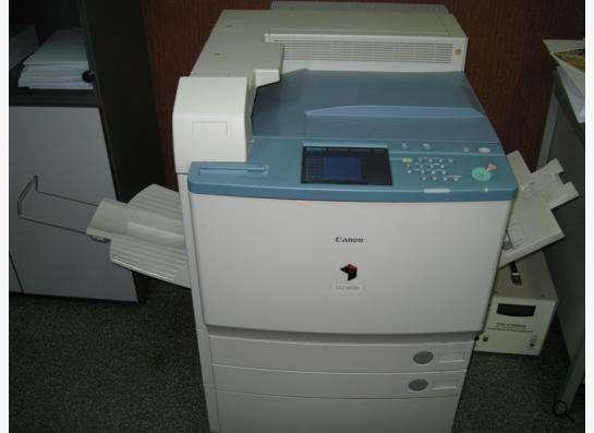 Печатная машина Canon CLC 4040 б/у дешево!