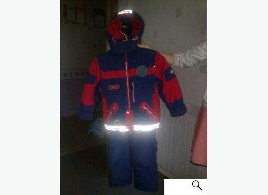Зимний костюм (куртка + комбинезон )