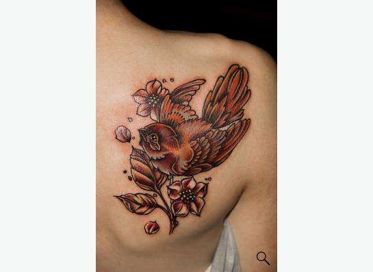 Татуировка в Иркутске