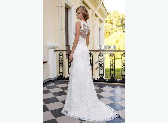 Свадебное платье коллекция 2015 в Москве Фото 1