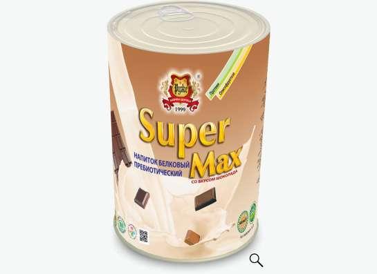 Белковый коктейль Супер Max в Москве Фото 1