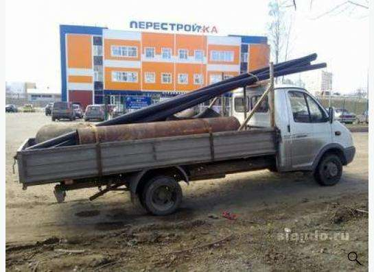 Газель Катюша Перевзки в Москве Фото 3
