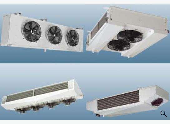 Воздухоохладитель испаритель радиатор холодильный камеры в г. Самара Фото 1