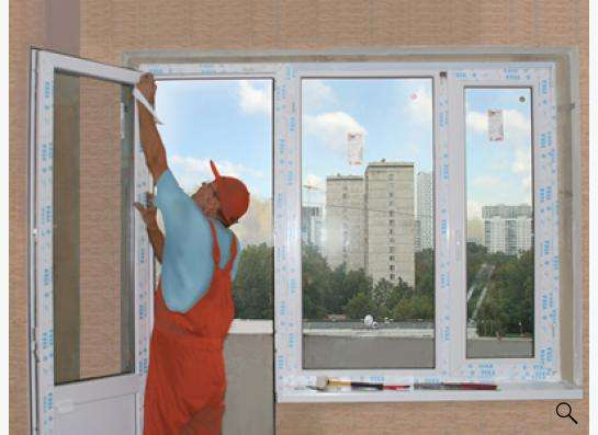 Изготовим пластиковые окна по Вашим размерам в Кемерове Фото 2