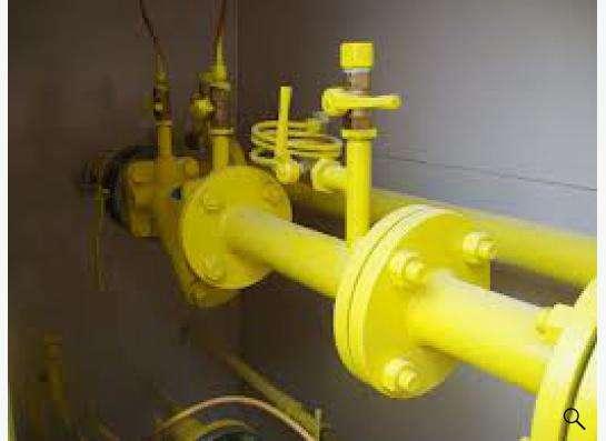 Шкаф ГРПШ,сигнализаторы,фильтры,клапаны.Учёт-контроль газа