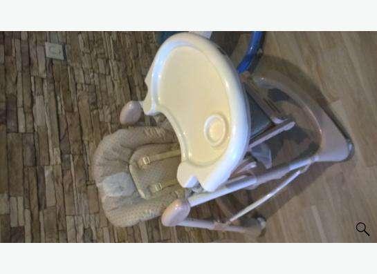 Продам стульчик для кормления. в Екатеринбурге Фото 2