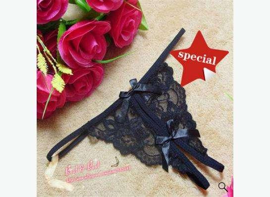 сексуальные трусики черного цвета, НОВЫЕ, размер 44