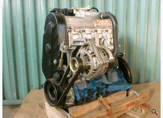 Двигатель ВАЗ - 21114; 21116 (гранта)