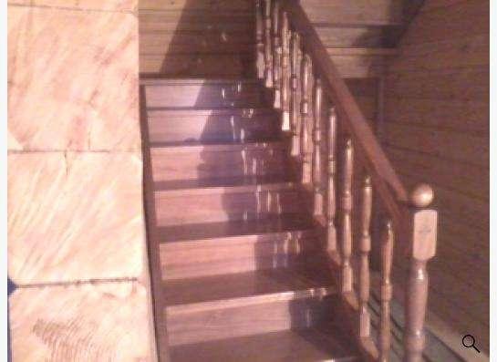 лестница в Новосибирске Фото 2