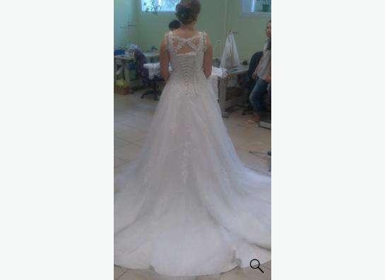 свадебное платье в Новосибирске Фото 2