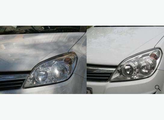 полировка автомобилей