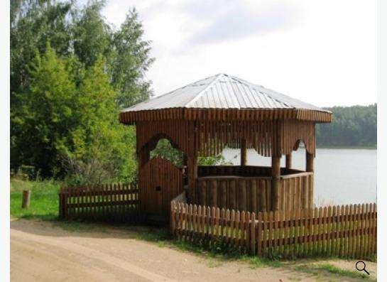 Баня русская, ночлег, отдых на природе 2 км от мкад