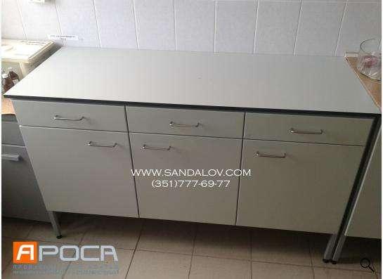 лабораторные столы, шкафы, мойки в челябинске Фото 4