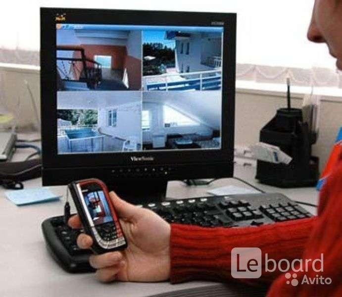 Цифровые системы видеонаблюдения  СМП Сервис