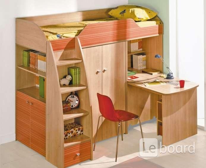 Шкаф/кровать/стол/полки в одном в самаре.
